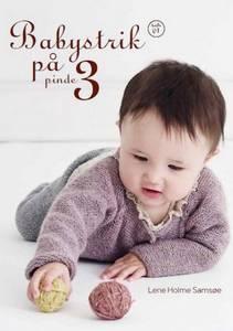 Bilde av Babystrikk på pinde 3 Hefte 01