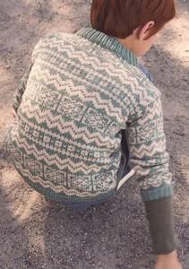 Bilde av Valldal genser barn - Garnpakke