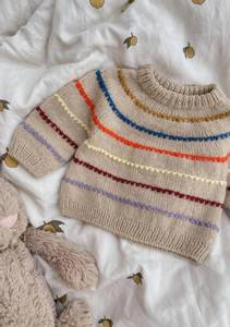 Bilde av Festival Sweater Baby - Garnpakke