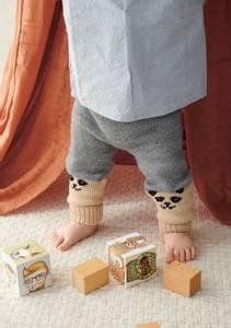 Bilde av Pandabukse Baby - Garnpakke